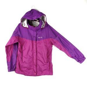 Kids Marmot Precip Jacket Windbreaker Small